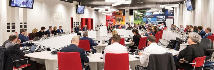 Verbouwing Stadhuis-Forum 1 miljoen euro, Zoetermeer Vooruit is verbijsterd