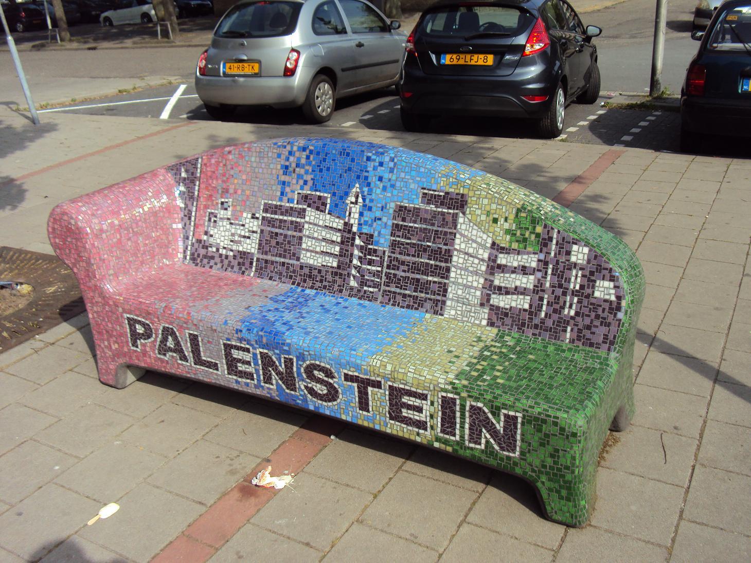 Bewoners Palenstein in het ongewisse