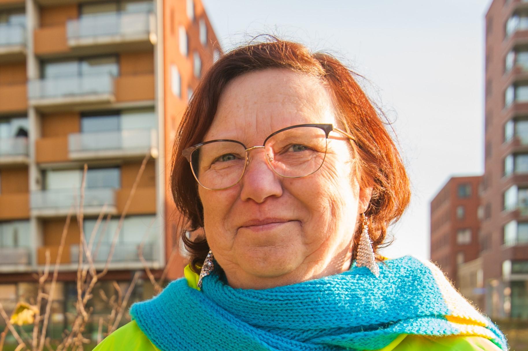 Jolanda van Ballegooij, nieuw commissielid Zoetermeer Vooruit