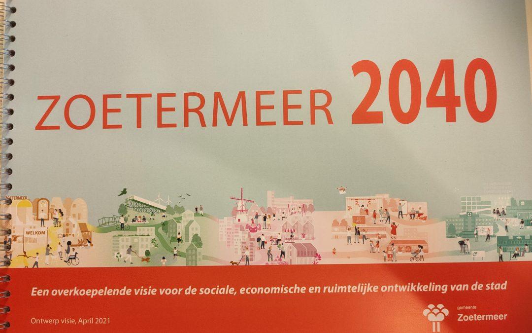 Zoetermeer in 2040 – droom of werkelijkheid?