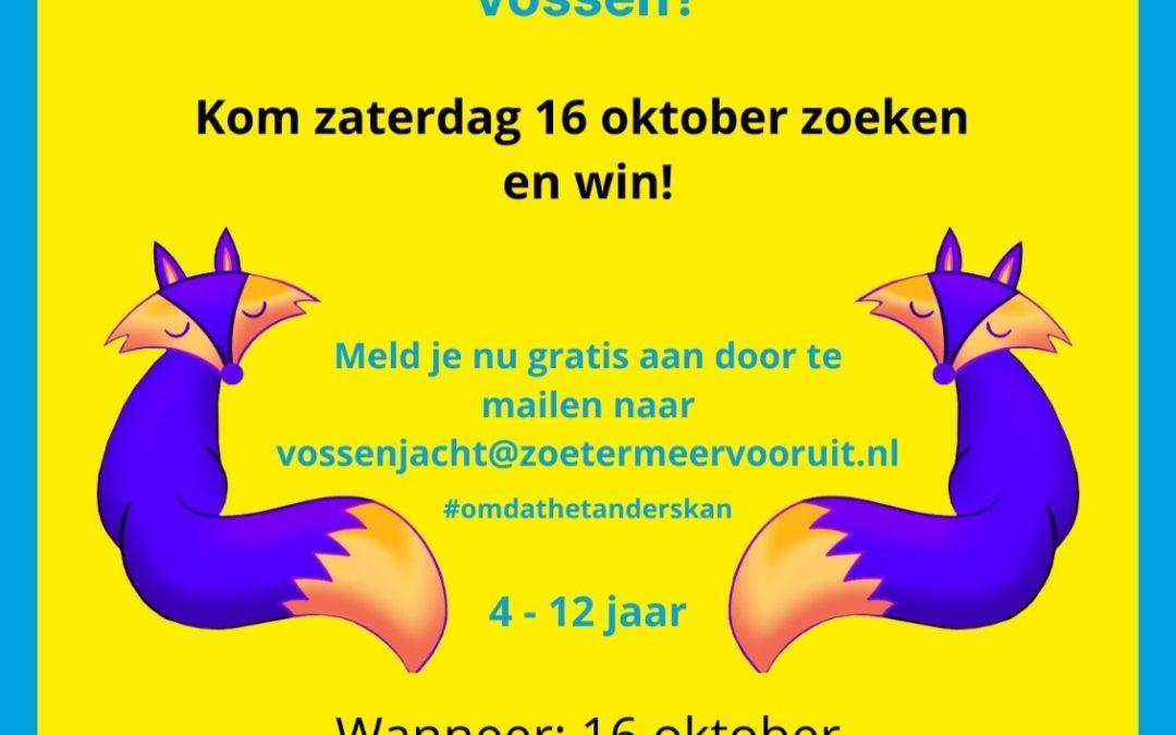 Vossenjacht Zoetermeer Vooruit